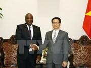 Télécommunications : le Vietnam souhaite partager ses expériences avec l'Angola