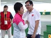 Nguyên Thi Nhung, la «Dame de fer» du tir sportif vietnamien
