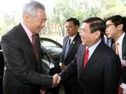 Le Vietnam et Singapour dynamisent leur coopération économique