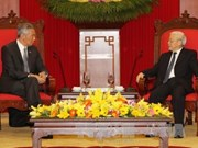 Le Vietnam et Singapour vont promouvoir leur partenariat stratégique