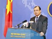 Le Vietnam demande le respect de sa souveraineté en mer Orientale