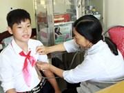 Santé scolaire : Hanoï veut prendre les choses en main