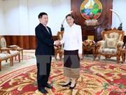 Le Laos tient en haute estime le soutien de l'Audit d'Etat du Vietnam