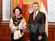 Vietnam et Hongrie plaident pour une coopération législative accrue