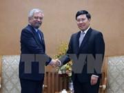 """L'ONU, """"élément important"""" dans la politique extérieure du Vietnam"""
