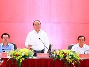 Le PM exhorte à faire de Phu Quôc une zone pionnière