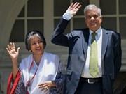 Le Premier ministre sri lankais entame sa visite officielle au Vietnam