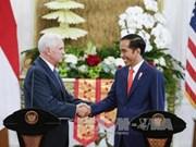 Les États-Unis et l'Indonésie boostent leur partenariat stratégique