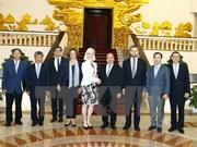 Le Vietnam veut booster ses liens économiques avec le Danemark