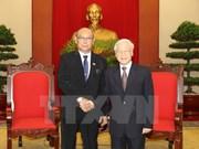 Le Vietnam affirme la politique d'élargir les relations avec le Myanmar