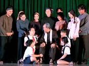Le théâtre sur les traces d'antan du Président Hô Chi Minh