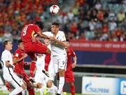 Mondial U20 : le Vietnam débute par un nul prometteur