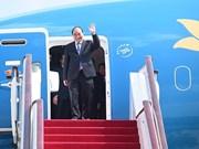 Le PM Nguyên Xuân Phuc aux États-Unis pour continuer d'impulser les liens