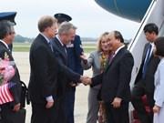 """L'économie et le commerce """"restent le moteur des liens"""" Vietnam-États-Unis"""