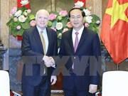 Le Vietnam veut booster son partenariat intégral avec les États-Unis