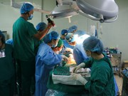 L'Hôpital Cho Rây réussit quatre greffes d'organes à partir d'une donneure