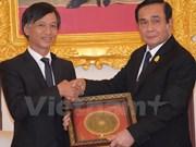 Le PM Prayut Chan-ocha exalte la relation Thaïlande-Vietnam