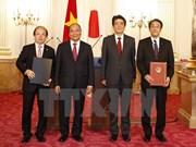 Le Premier ministre Nguyên Xuân Phuc multiplie ses rencontres à Tokyo