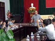 L'incident médical à Hoà Binh serait dû au système d'épuration de l'eau