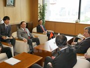 Vietnam et Japon boostent leur coopération contre la criminalité