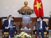 Neuvième dialogue stratégique et consultations politiques Vietnam-Russie