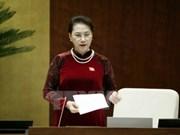 Fin des séances questions-réponses à l'Assemblée nationale