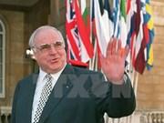 Le Vietnam rend hommage à l'ex-chancelier allemand Helmut Kohl
