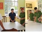 Trois personnes arrêtées après l'incident médical à Hoà Binh