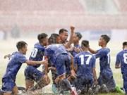 Le Championnat de football U17 sert de tremplin aux jeunes joueurs
