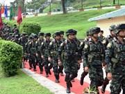 Des manoeuvres conjointes Inde-Thaïlande démarrent