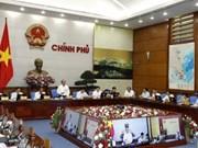 Le PM Nguyên Xuân Phuc demande de publier au plus tôt l'état des lieux de la mer du Centre
