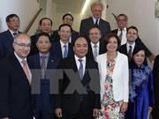 Le PM Nguyen Xuan Phuc rencontre des dirigeants du Land de Rhénanie-Palatinat