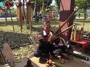 Ces gardiens de la musique traditionnelle des Ede et Thai
