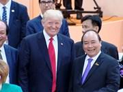 Le PM vietnamien rencontre les présidents chinois et américain à Hambourg