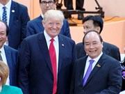 Rencontres au sommet Vietnam-Chine, Vietnam-États-Unis à Hambourg
