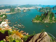 Alliance pour protéger la baie de Ha Long et l'archipel de Cat Bà
