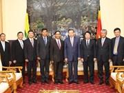 Vietnam et Myanmar renforcent la coopération dans la sécurité