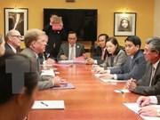 L'État américain de Virginie scelle sa coopération avec six localités vietnamiennes