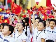 Des progrès notables accomplis en matière de protection des enfants