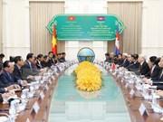 Une nouvelle étape pour les relations Vietnam-Cambodge