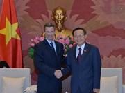 Le Vietnam soutient toujours la promotion de la coopération avec les entreprises américaines