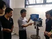 Un atelier de fabrication ouvert à Da Nang