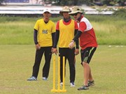 Le cricket vietnamien fait ses débuts régionaux aux SEA Games 2017