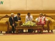 Les liens parlementaires sont importants pour les relations Vietnam-Myanmar