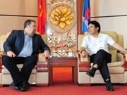 L'AES souhaite investir dans la centrale thermique au gaz au Vietnam