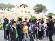 À Hanoï, l'enseignement de l'histoire illustré sur le terrain