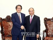 Le PM Nguyên Xuân Phuc salue les liens avec le Japon et la Hongrie