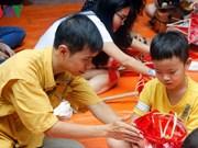 Remettre les jouets traditionnels à l'honneur