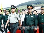 Succès du 4e programme d'échange sur la défense Vietnam-Chine