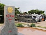 Vietnam-Laos: une frontière d'amitié, de coopération et de développement